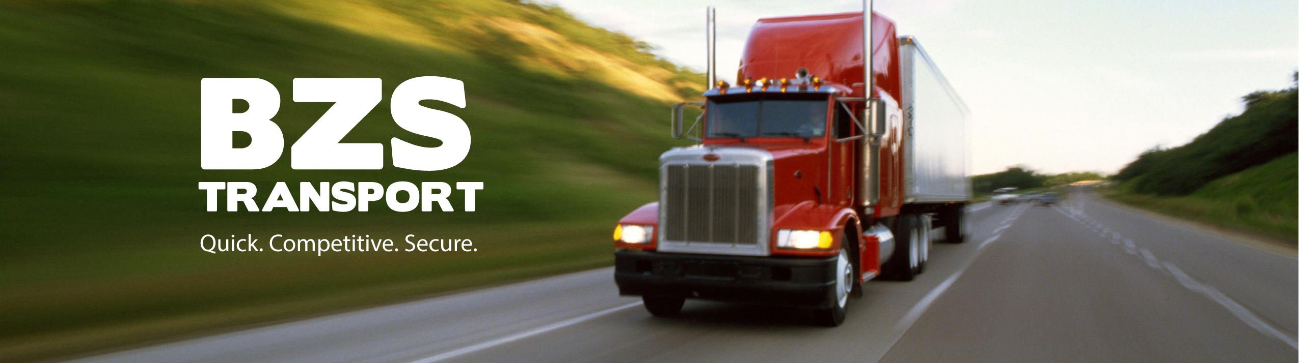 BZS Transport Inc  – FULL TRUCKLOADS   FTL  LTL   INTERMODAL